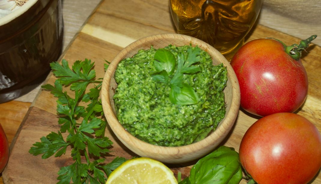 3 gotowe pesto naturalnie dla zdrowia