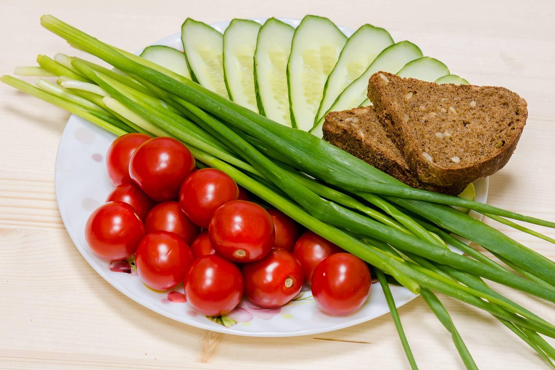 warzywa wegetarianizm naturalnie dla zdrowia