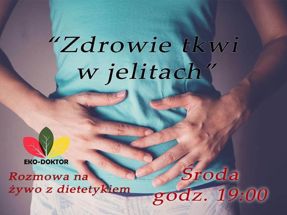 Zdrowie tkwi w jelitach